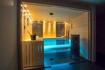 Design sauna Bavel
