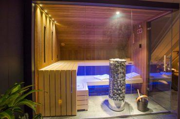 Sauna-Infraroodcabine Helmond