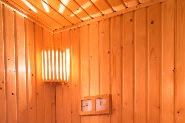 Finse sauna Eersel