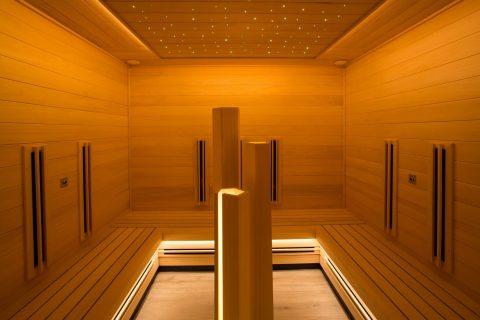 De perfecte saunagang