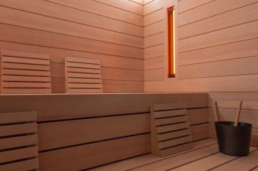 Sauna-Infraroodcabine Amsterdam