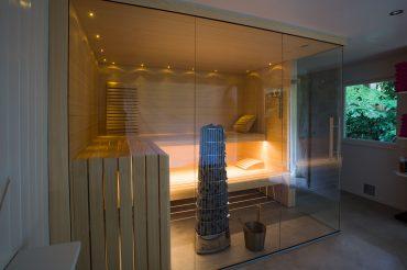 Design sauna Waalre