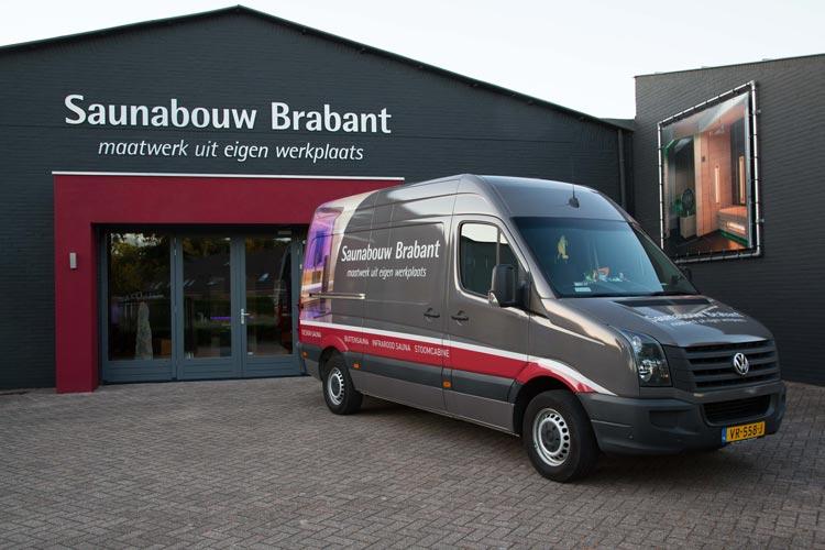 Saunabouw Brabant in Hapert
