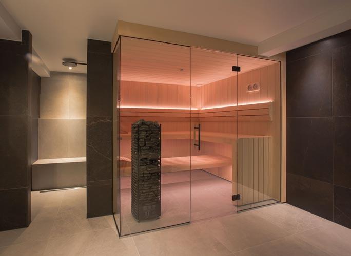 Infrarood sauna geplaatst in Haren